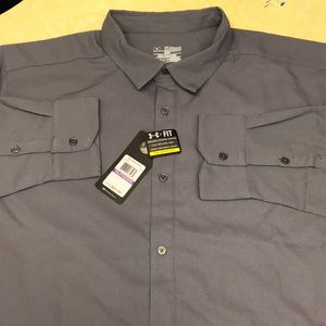 Under Armour Shirts - Under Armour Button Down